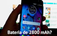 Moto G5S tem mostrado apenas 2800 mAh de bateria nos apps