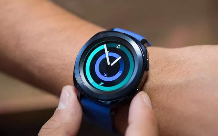 Samsung apresenta o Gear Sport, o seu novo smartwatch