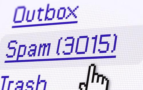 Esquema de spam já atinge milhões de e-mails
