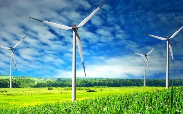 Aerogeradores: Energia eólica