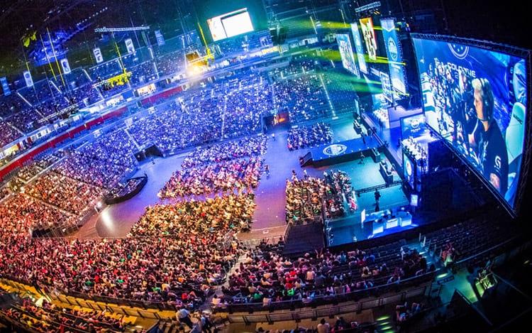 eSports pode se tornar esporte olímpico