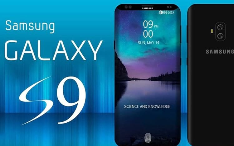 Samsung S9 em janeiro de 2018, vem para ofuscar iPhone 8?
