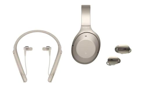 IFA 2017: Sony lança três fones de ouvido wireless