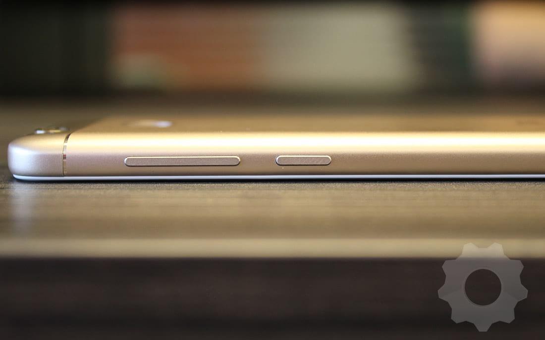 Xiaomi Mi 4X - botões