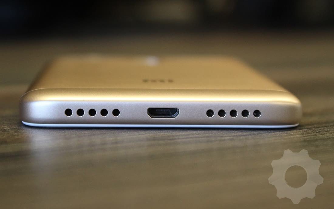 Xiaomi Mi 4X - face de baixo