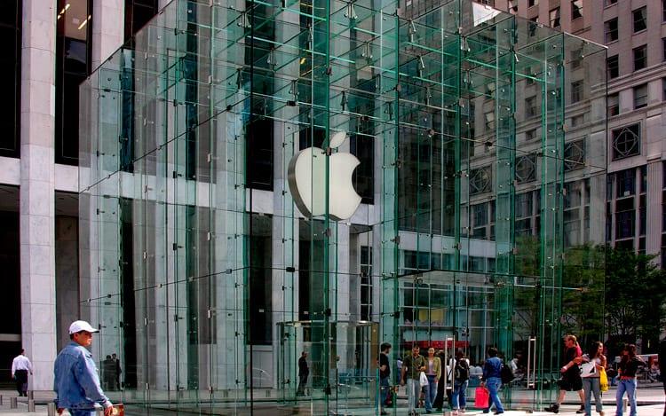 Ações da Apple sobem com previsão de chegada do iPhone8