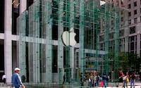 Ações da Apple sobem após anúncio da chegada do iPhone 8