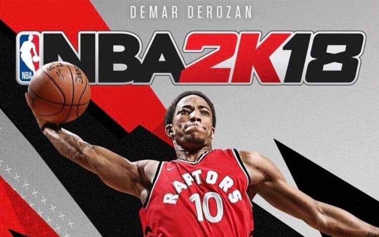 NBA 2K18 vai exigir cartão microSD