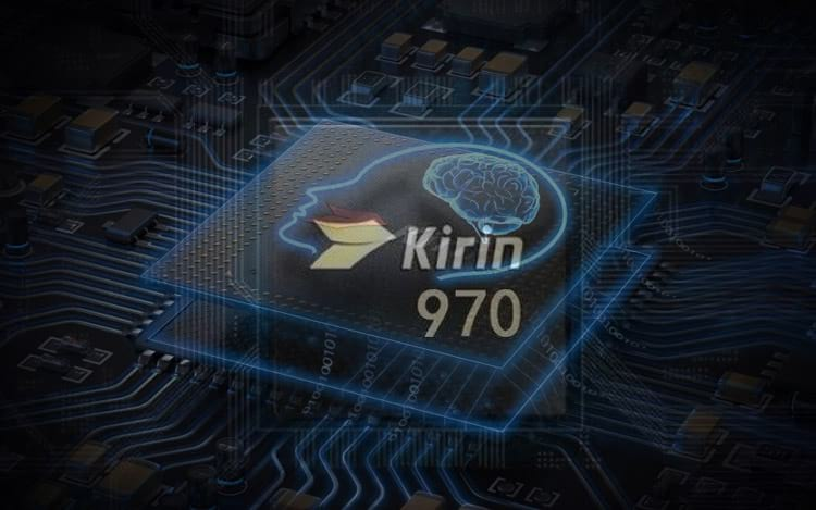 Processadores Kirin 970