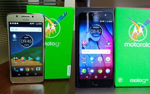 Comparativo Moto G5 vs Moto G5S: O que mudou entre as versões?