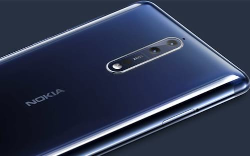 Nokia 8 começa a ser liberado para venda no Reino Unido