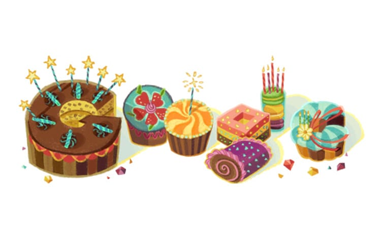 Google completou 19 anos