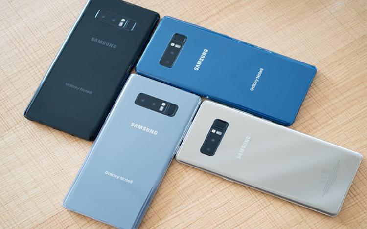Galaxy Note 8 vai chegar no Brasil