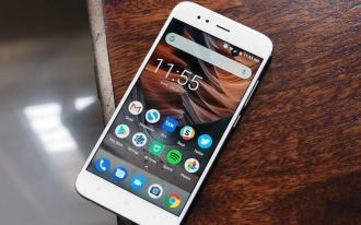 Xiaomi Mi A1 - Com Android One