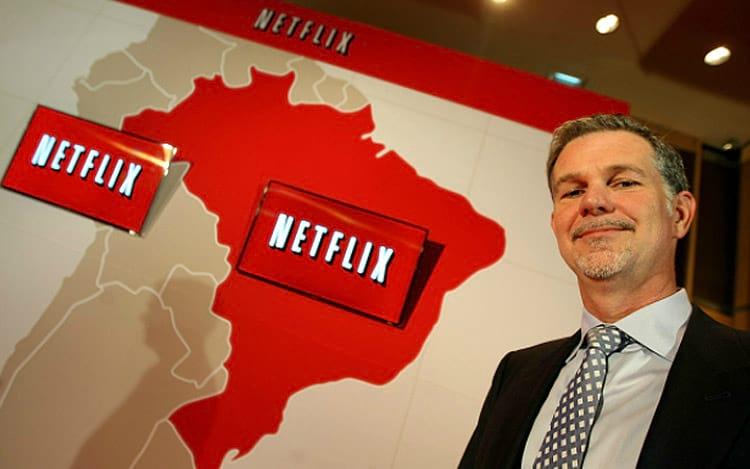 Netflix não precisará dispor de cota de conteúdo nacional