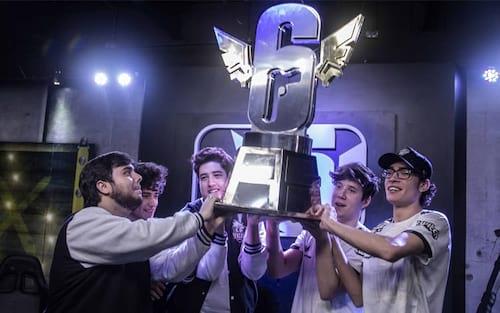 Black Dragons vence a BRK e é campeã da primeira etapa do Brasileirão Rainbow Six 2017