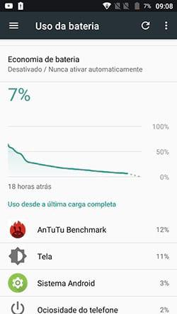 Alcatel A3 XL Max - bateria