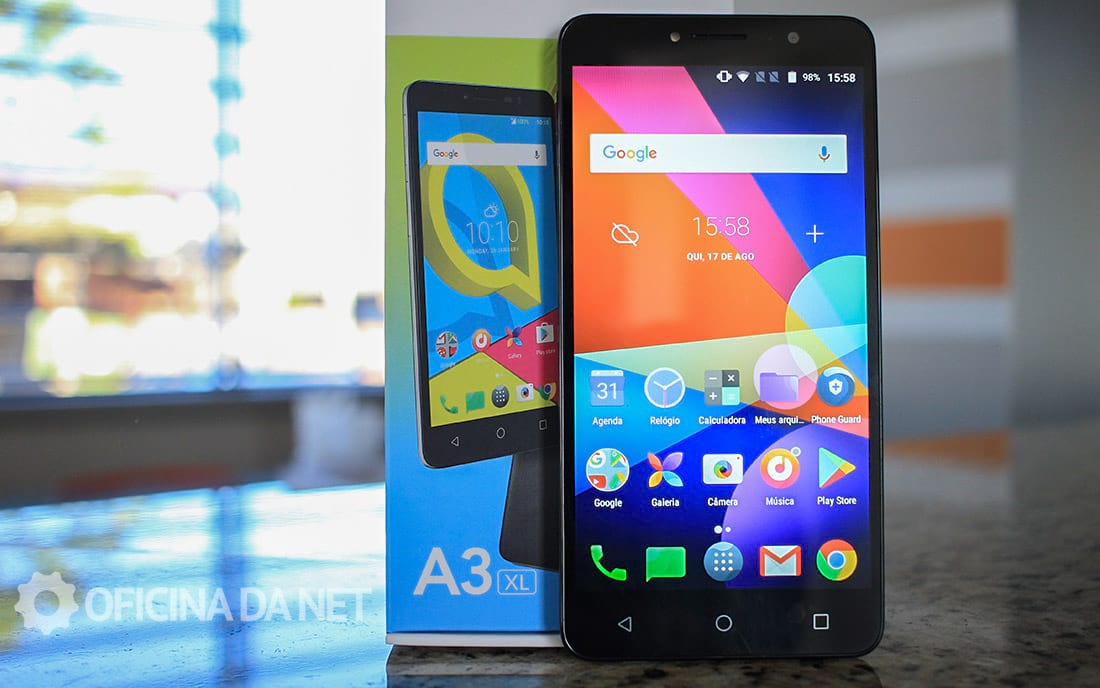 Review Alcatel A3 XL MAX, o gigante de 6 polegadas