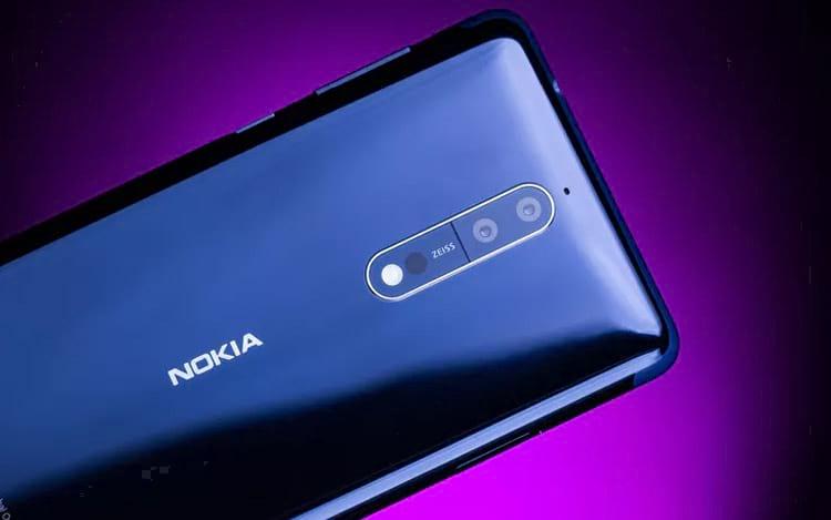Nokia 8 no Brasil?
