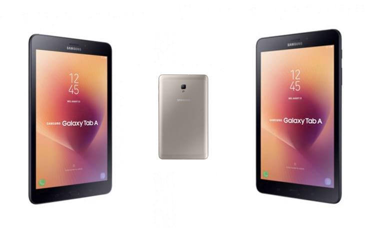 Samsung lança Galaxy Tab A 2017