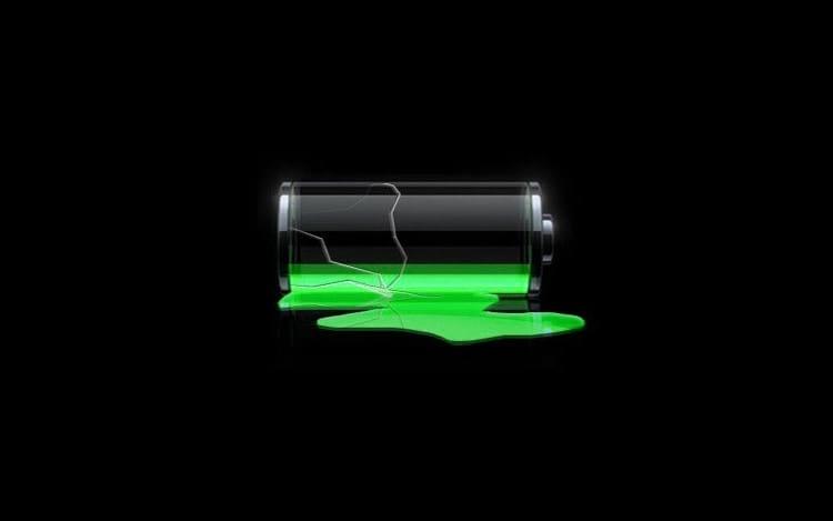 Bateria a água?