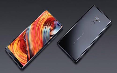 Xiaomi lança Mi Mix 2 sem bordas com até 8 GB de memória RAM