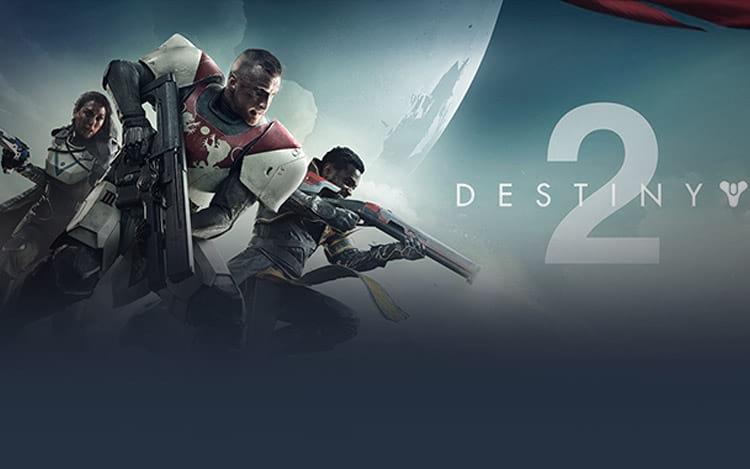 Destiny 2 já tem 1 milhão de jogadores ativos