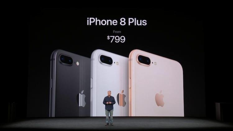 iPhone 8 Preços
