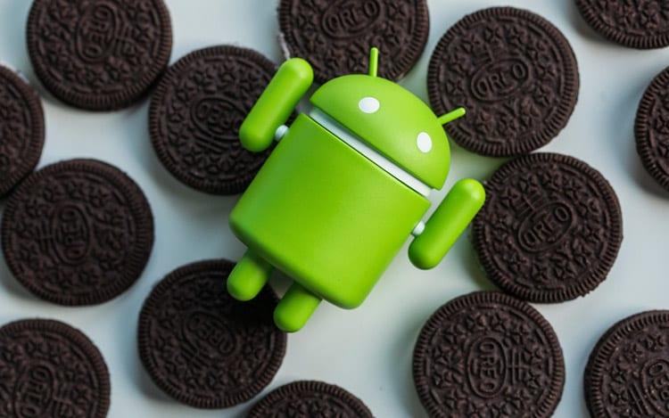 Android Oreo registra menos adoção do que o Gingerbread