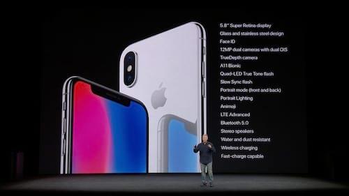 No Brasil, iPhone X poderá sair por mais de R$ 5 mil