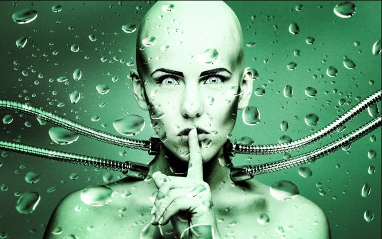Atenção! Robôs poderão ser manipulados por hackers.