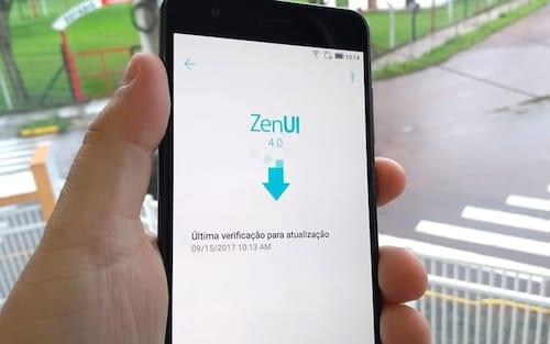 ASUS libera ZenUI 4 para o Zenfone 3 Zoom no Brasil