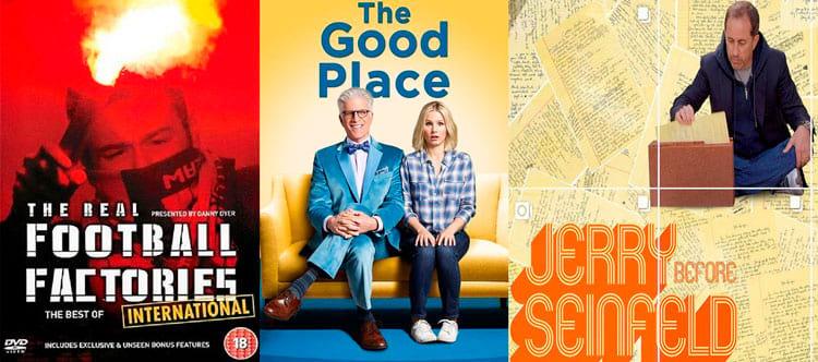 Novidades e lançamentos Netflix da semana (18/09 - 24/09)