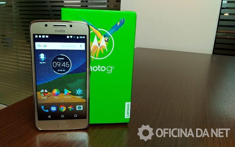 Motorola revela a lista de smartphones que vão receber Android Oreo, G4 está fora da lista