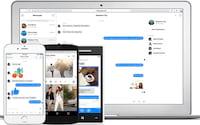 Facebook soma 1,3 bilhão de usuários mensais no Messenger