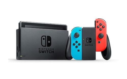 Nintendo Switch foi o console mais vendido nos EUA no mês de agosto