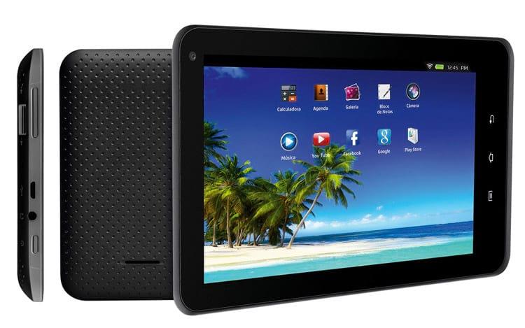 Cerca de 3,75 milhões de tablets devem ser comercializados até dezembro deste ano
