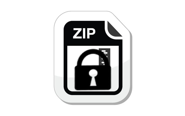 Como adicionar senha a arquivos .ZIP (Winrar e 7-Zip)