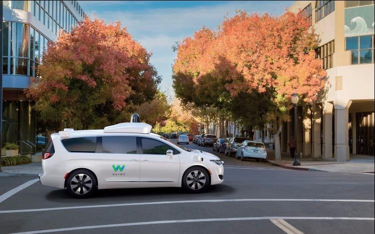 Carros autônomos serão comuns no futuro.