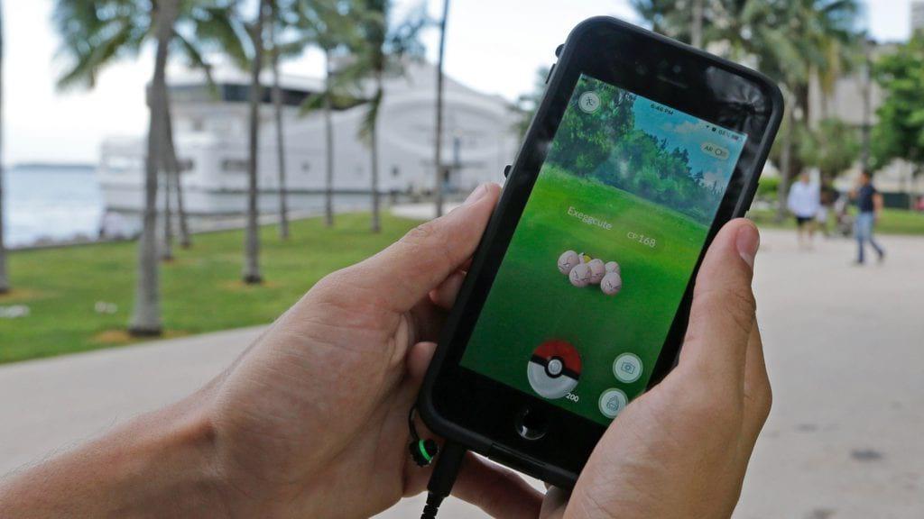 Pokémon Go deverá contar com recurso de áudio