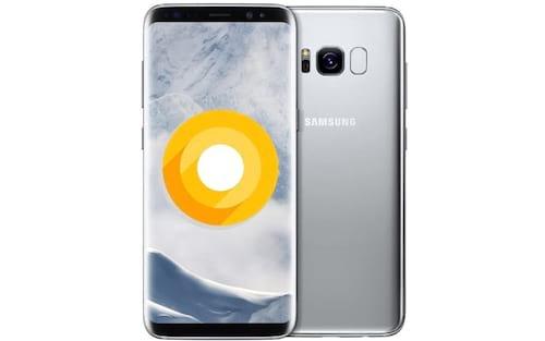 Smartphones da Samsung vão receber Android O