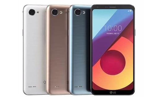 LG lança novos smartphones Q6 e Q6+ no Brasil