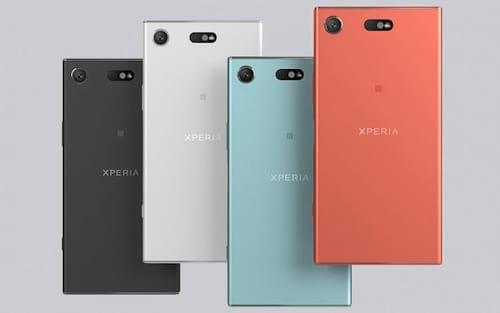 Sony lança Xperia XZ1 no Brasil com Android Oreo