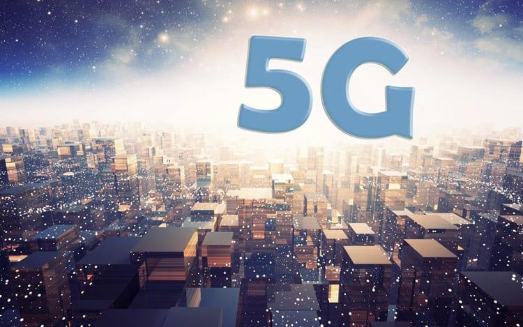 5G em testes no Brasil