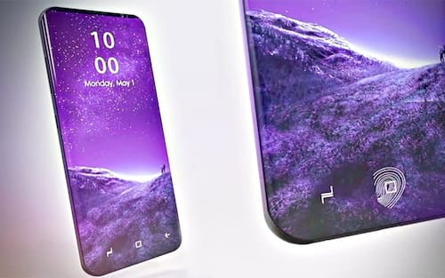 Galaxy S9 poderá gravar vídeos a 1.000 fps