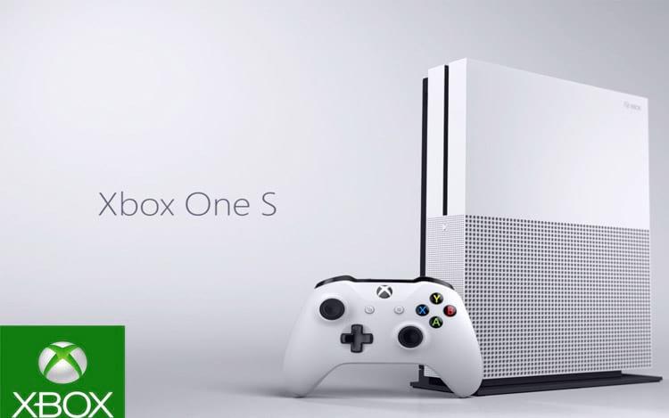 Microsoft começa a vender Xbox One S no Brasil por R$2.200