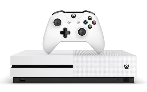 Xbox One S chega ao Brasil custando R$ 2.199