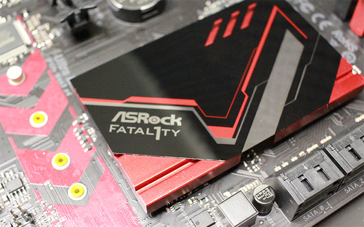 Review ASRock Fatal1ty B250 Gaming K4