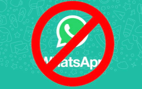 WhatsApp é bloqueado na China
