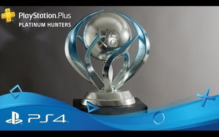 PlayStation Austrália vai ter troféus de platina físico para os competidores